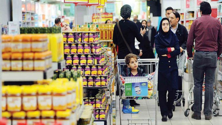 موجة ارتفاع رسمي في أسعار السلع والخدمات في إيران