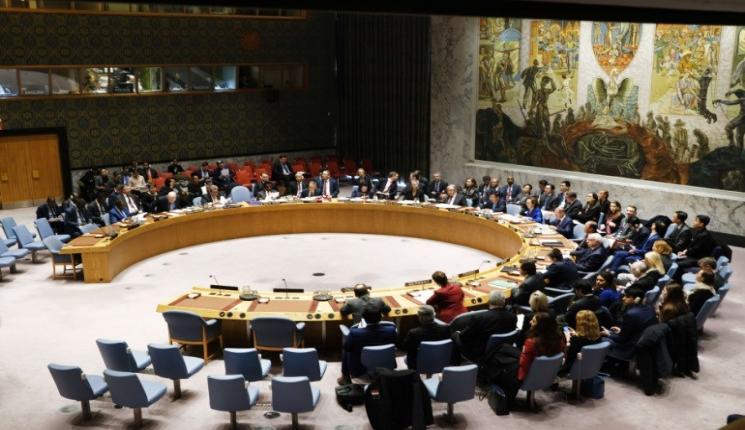 للمرة الثالثة على التوالي أميركا تعرقل إصدار بيان بمجلس الأمن يدين العدوان الإسرائيلي