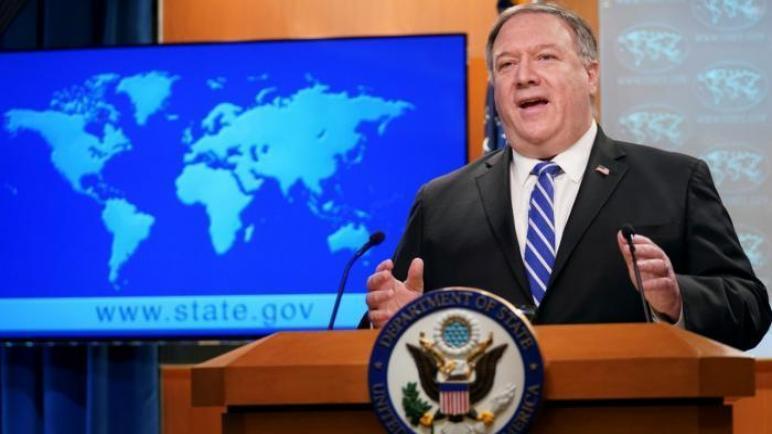 بومبيو: عزل إيران ضرورة لتحقيق الاستقرار بالشرق الأوسط