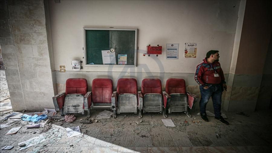 النظام السوري يحرم 400 ألف مدني من الرعاية الصحية 10