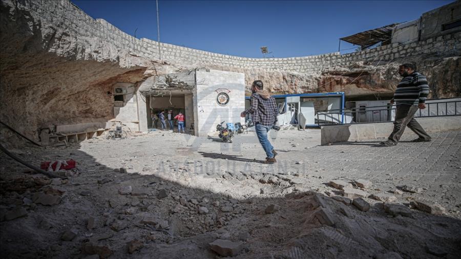 النظام السوري يحرم 400 ألف مدني من الرعاية الصحية 2