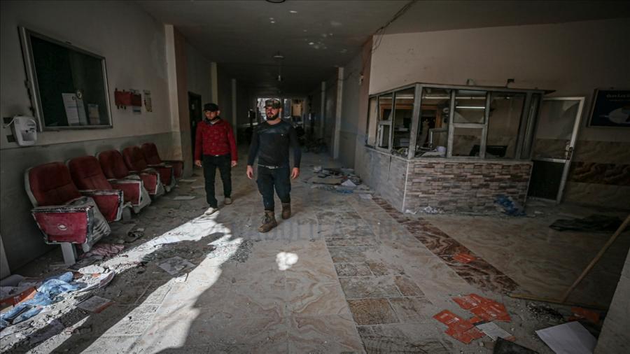 النظام السوري يحرم 400 ألف مدني من الرعاية الصحية 3