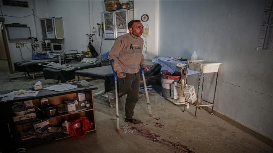 النظام السوري يحرم 400 ألف مدني من الرعاية الصحية 4