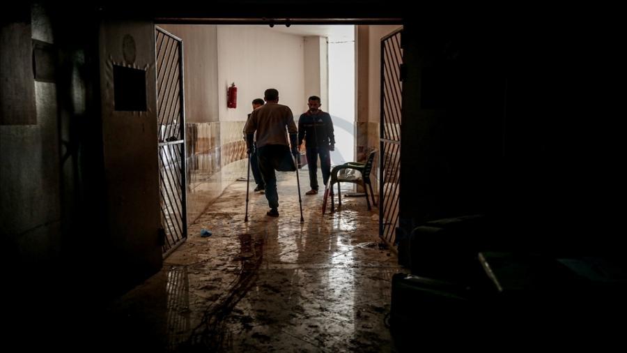 النظام السوري يحرم 400 ألف مدني من الرعاية الصحية 6