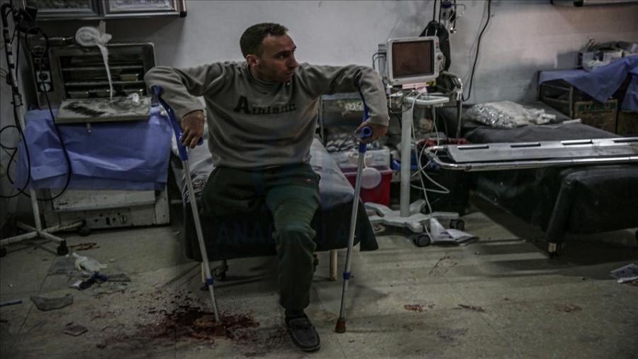 النظام السوري يحرم 400 ألف مدني من الرعاية الصحية