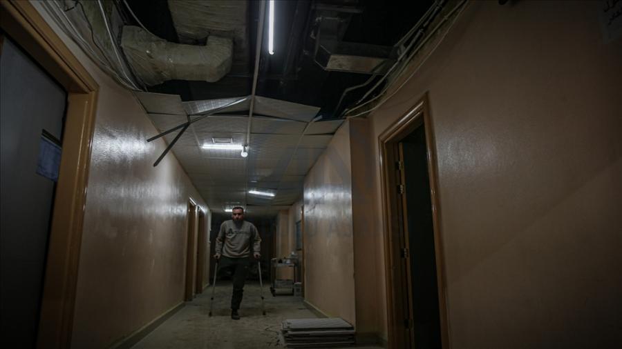 النظام السوري يحرم 400 ألف مدني من الرعاية الصحية 7