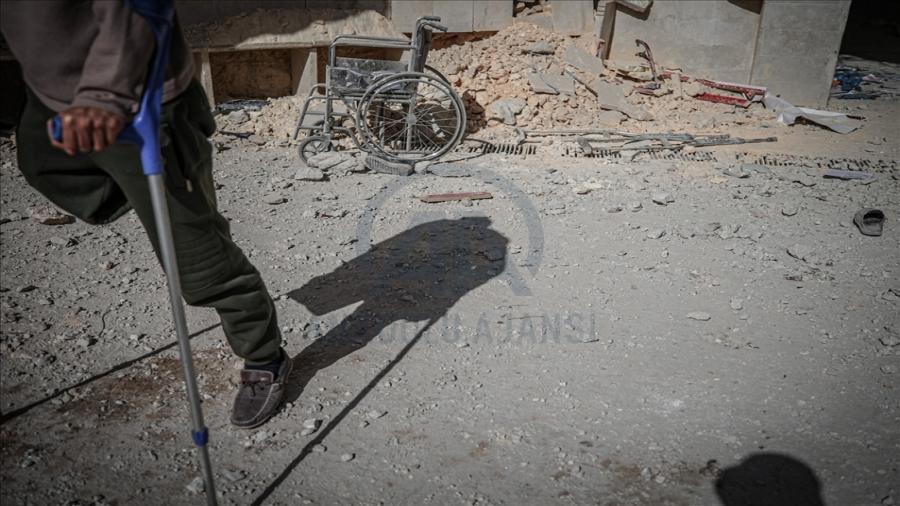 النظام السوري يحرم 400 ألف مدني من الرعاية الصحية 8
