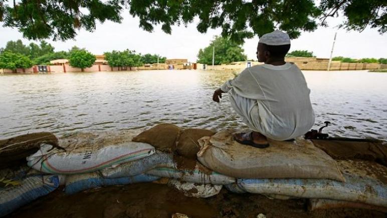 فيضانات السودان.. حصيلة ثقيلة من الخسائر