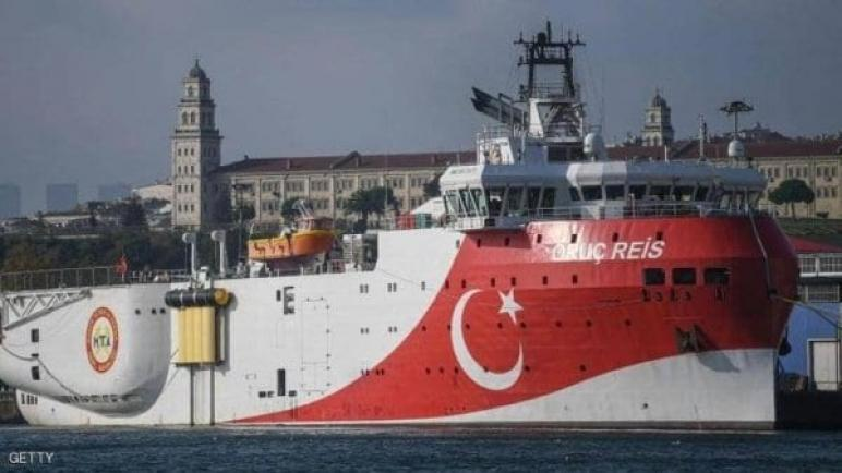 أزمة المتوسط: تركيا تسحب سفينة أبحاث.. وأثينا ترحب