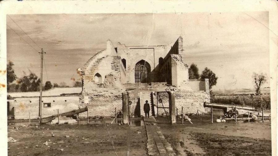 الباب-الوسطاني-أو-الباب-القديم-–-الشيخ-عمر-–-1912
