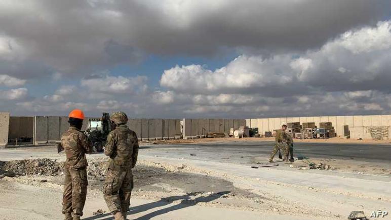 واشنطن تؤكد احتفاظها بحق الرد على هجوم عين الأسد