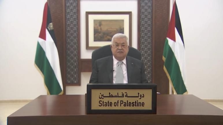 كلمة الرئيس الفلسطيني محمود عباس أمام الدورة الـ75 للجمعية العامة للأمم المتحدة
