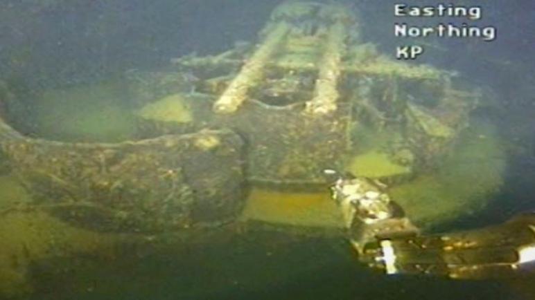 """بعد 80 عاماً.. العثور على حطام سفينة نازية """"بالصدفة"""""""