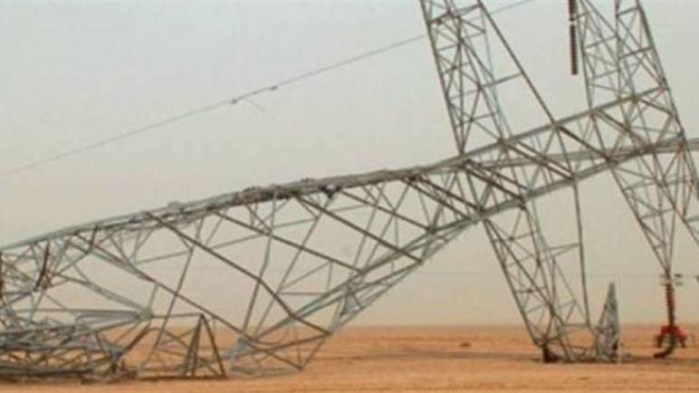 لمصلحة من تخرب أبراج الكهرباء ؟!
