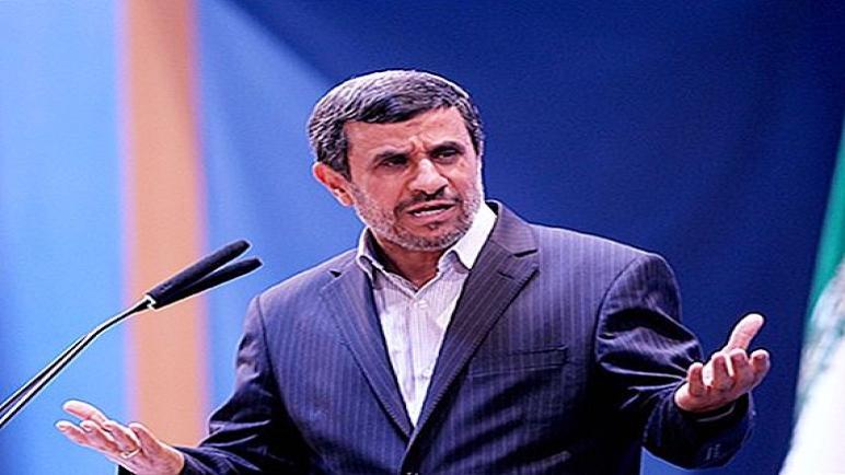 أحمدي نجاد: حمد بن خليفة آل ثاني دفع ملايين الدولارات للإفراج عن أسرى للحرس الثوري الإيراني بسوريا