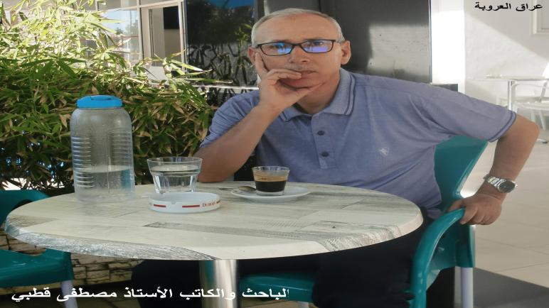 عرّاب المؤامرة على ليبيا برنار هنري ليفي في ضيافة ثوار مصراتة …