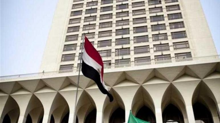 مصر تدين جرائم الحوثي وتدعم الوصول لحل سياسي باليمن