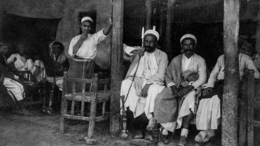 WW1 photographs in Iraq  Mesopotamia  and surrounding areaÕs
